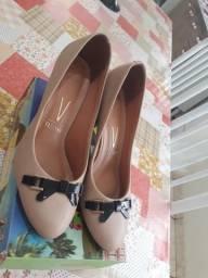 Sapato social de salto Vizzano