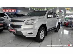 Chevrolet Ss10 2.4 LT CD FLEX - 2014