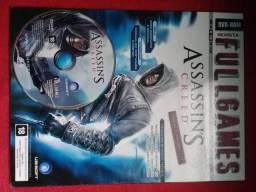 Jogo Original Assassins Creed 1 PC - Revista + Foto