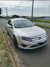 Fusion V6 AWD Com Teto Solar - 2011