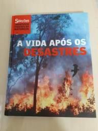 Livro Seleções Os Incríveis Poderes Da Natureza - A Vida Após Os Desastres