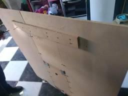 Vendo estante de parede aguenta tv até 55 polegadas