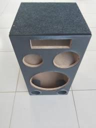 Vendo caixa de som trio residencial (Arapongas)