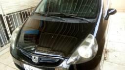 Honda fit ano 2005 ar gelando dir hidraul vidro eletrico camera de re blutoof motor 1.4 8V - 2005