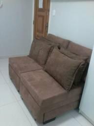 Apartamento quarto e sala em Copacabana, com internet e TV a cabo,