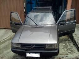 Fiat Elba CSL 1.6 Cinza 90 Gasolina 04 Portas - 1990
