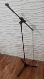 Pedestal de microfone NOVO