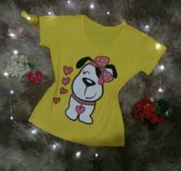 T-shirts maravilhosas e baratas