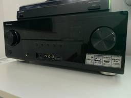 Receiver Pioneer VSX 921 7.1 Canais