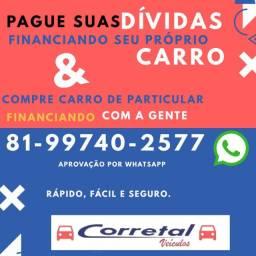 Refinancie seu carro e use o crédito para pagar suas dívidas