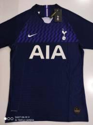 Camisa Tottenham Away Player Nike 19/20 - Tamanho: G