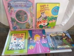 5 livros infantil
