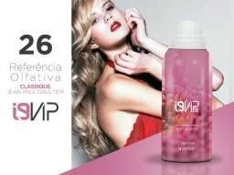 Perfume Aerosol Feminino i9 n 26 Jean Paul Gaultier 100ml Queima de estoque