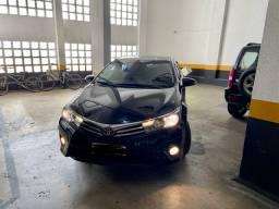 Corolla 2.0 Xei carro de garagem Azul Marinho