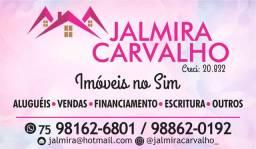 Jalmira Carvalho corretora - IMÓVEIS NO SIM -