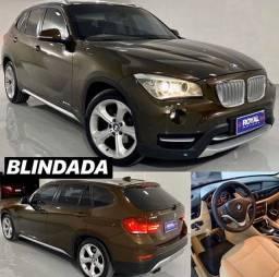 BMW X1 20i 2013 Blindada