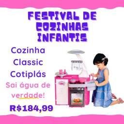 Promoção de Cozinhas Infantis