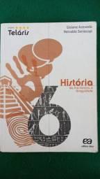 Livro de História - Projeto Telaris 6 ano