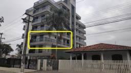 Apartamento em Caiobá, Sacada com Churrasqueira, Ref-411