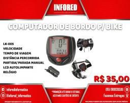 Título do anúncio: Computador de Bordo Para Bike - R$35,00