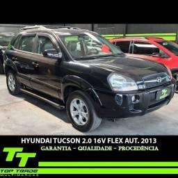 Título do anúncio: Hyundai Tucson GLS 2.0 16V Flex Aut. 2013