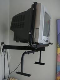 Televisor Cineral 14? tubo colorido - com suporte