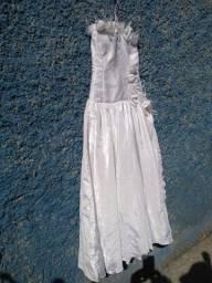 vestido noiva tomara que caia
