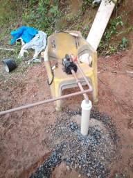 Título do anúncio: Alfa perfuração de poço artesiano a