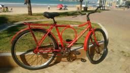 Título do anúncio: Bicicleta Monark Barra circular aro 26 oportunidade
