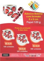 Título do anúncio: Adesivo Bobina