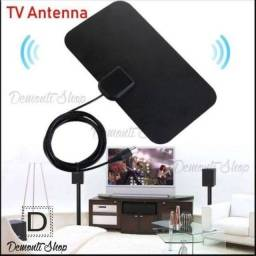 Antena Digital Ultra Slim Para Tv