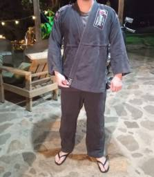 Título do anúncio: Kimono de jiu-jitsu A2