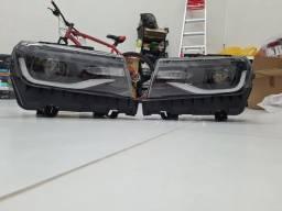 Camaro, farol LED Camaro 2014 novo