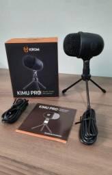 Título do anúncio: Microfone Nox Krom Kimu Pro USB (NOVO)