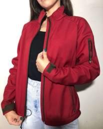 Jaqueta vermelha  Columbia