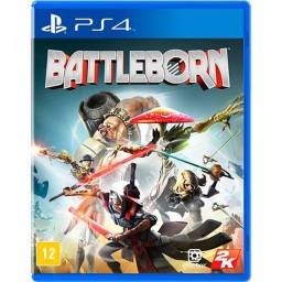 Título do anúncio: Game para PS4 Batleborn, novo, lacrado!!!