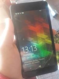 Apenas usar Nokia Lumia trincado afeta nada