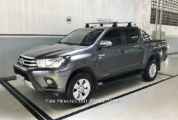 Título do anúncio: Toyota Hilux SRV 2.7 2018/2018 Extra!
