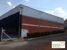 Título do anúncio: Monte Aprazível - Galpão/Depósito/Armazém - Distrito Industrial