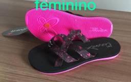 Sandálias femininas diversos modelos