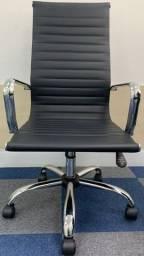 Título do anúncio: Cadeira Office Alta sem avarias - 6 unidades disponiveis