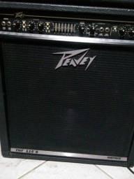 Título do anúncio: vendo amplificador de baixo peavey TNT 115s