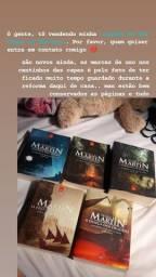 Título do anúncio: coleção GOT (Game of Thrones)
