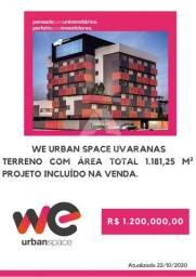 Terreno à venda em Uvaranas, Ponta grossa cod:V5861