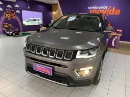 Título do anúncio: jeep compass limited !!!!!!  Zeradoo !!! doc de transferencia gratis !!!
