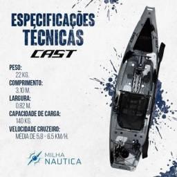 Título do anúncio: Caiaque Cast