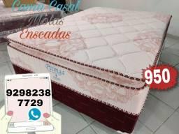Título do anúncio: cama box molas ensacadas \\\ pillow top** liquidação total