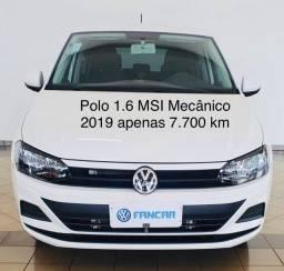 Título do anúncio: Polo 1.6 MSI 2021 apenas 7.500 km
