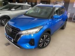Novo Nissan Kicks Exclusive