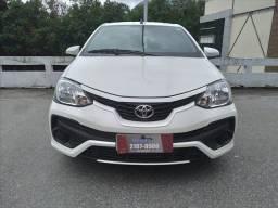 Título do anúncio: Toyota Etios 1.5 xs 16v